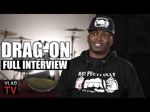 Drag-On on Rough Childhood, Battling DMX, Joining Ruff Ryders, DMX Dying (Full Interview)