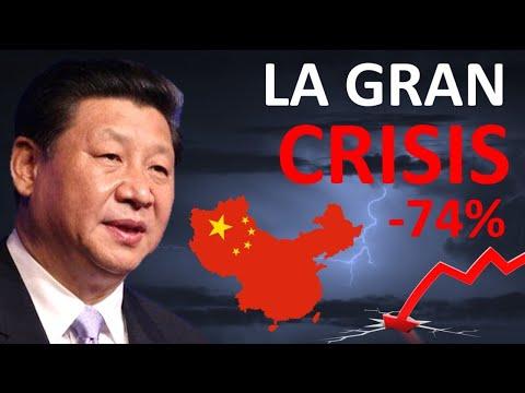 💥La BURBUJA China AMENAZA la ECONOMÍA MUNDIAL | 👉 Cómo PROTEGERSE | 👉 4 OPORTUNIDADES de Inversión