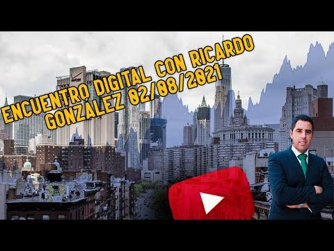 Video Análisis con Ricardo González: IBEX35, DAX, SP500, Cisco, Adobe. Bitcoin...