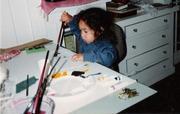 Hawk_Childhood