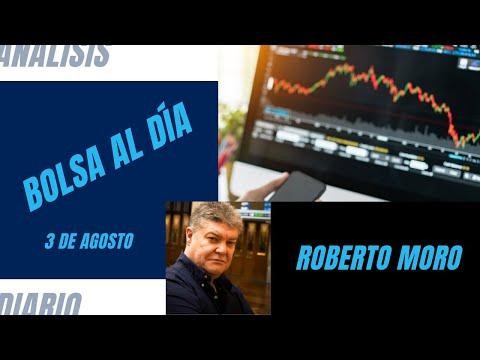 """Video Análisis con Roberto Moro: """"Atentos a Enagás, Endesa, REE e Indra """""""