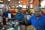 Retiree Breakfast - August 2, 2021