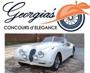 "Georgia's Concours d'Elegance ""Sneak Peek"" -Peachtree Corners, GA"