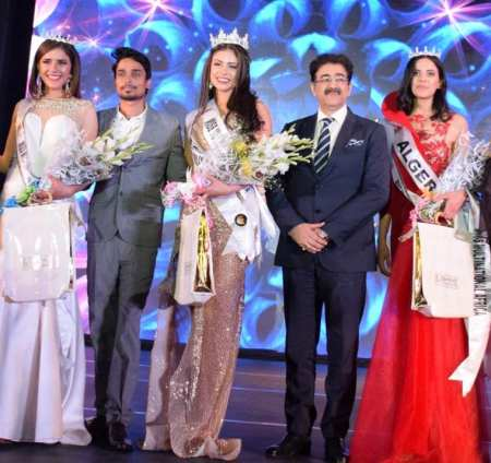 Miss Multinational 2018 was Extraordinary Pageant