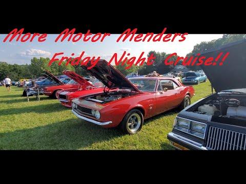 Motor Menders ( Friday Night Cruise ) July 2021 Video 2