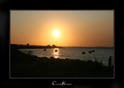 Cruising to the Evening Sun