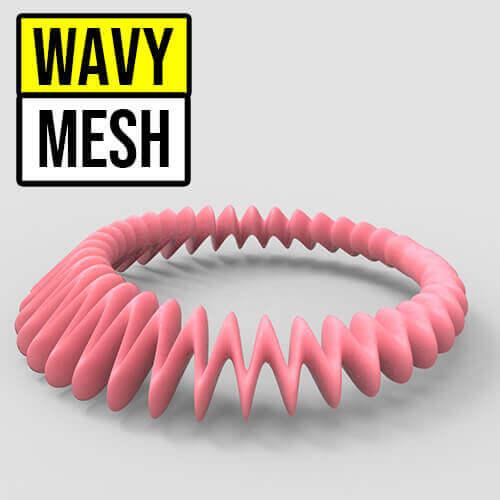 Wavy Mesh