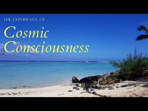 The Experience of Cosmic Consciousness from a Live Satsang   Pure Consciousness & Awareness