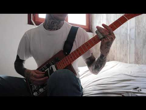Gary O'Slide - Impro slide blues cigar box guitar