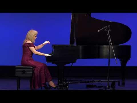 Liszt: Concert Etude  'Un Sospiro' - Sophia Agranovich