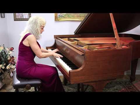 Sophia Agranovich - Beethoven: 'Tempest' Sonata - III. Allegretto. From solo concert via Zoom