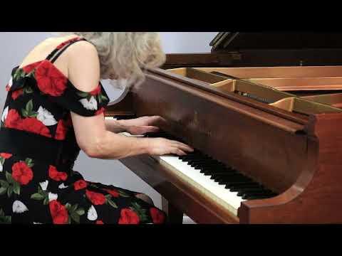 Sophia Agranovich - Mendelssohn-Bartholdy: Rondo capriccioso. From solo concert streamed via Zoom.