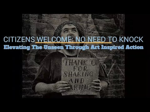 Citizens Welcome: No Need to Knock