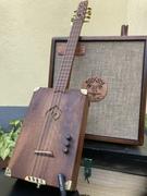 Cigar Box Guitar 8 Strings