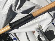 14' sculling oar