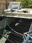 bowsprit and fwd netting
