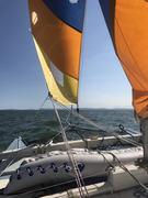 bowsprit & Hobie 16 rig