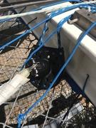 continuous line furler for genoa