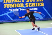 Hi10spro playing a tournament at Impact Tennis Academy