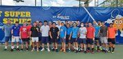 Impact Tennis Academy and RS Tennis Thailand League Event