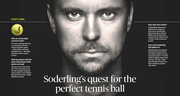 Cool Explanation of Robin Soderling and RS Tennis