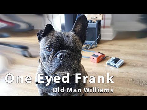 One Eyed Frank - An original song played on a 3 string cigar box guitar