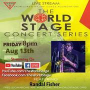 "RANDAL FISHER Ensemble ""virtuously"" Fri.-the-13th *updatez* [Live-Stream - Recordin' Archived] ""Jouzu desu ne!"" -"
