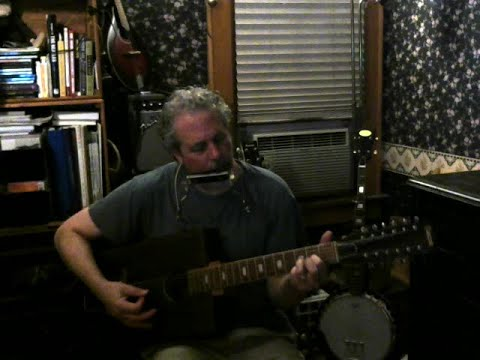 Moody Blues cover on Homemade 12 String Guitar