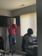 Studio  session crowd control