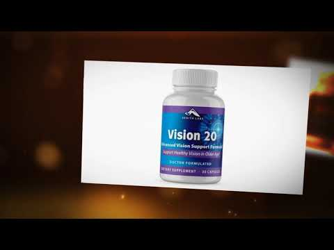 Best Vision Enhancement Supplements