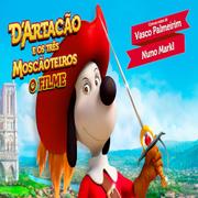 D'Artacão e os Três Moscãoteiros – O Filme