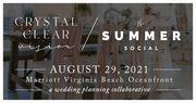 Crystal Clear Vision x Summer Social Wedding Expo