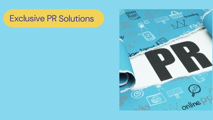 Exclusive PR Solutions Best Pr Agency In New York