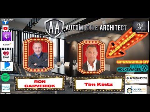 Tim Kintz  Volume is Your Job