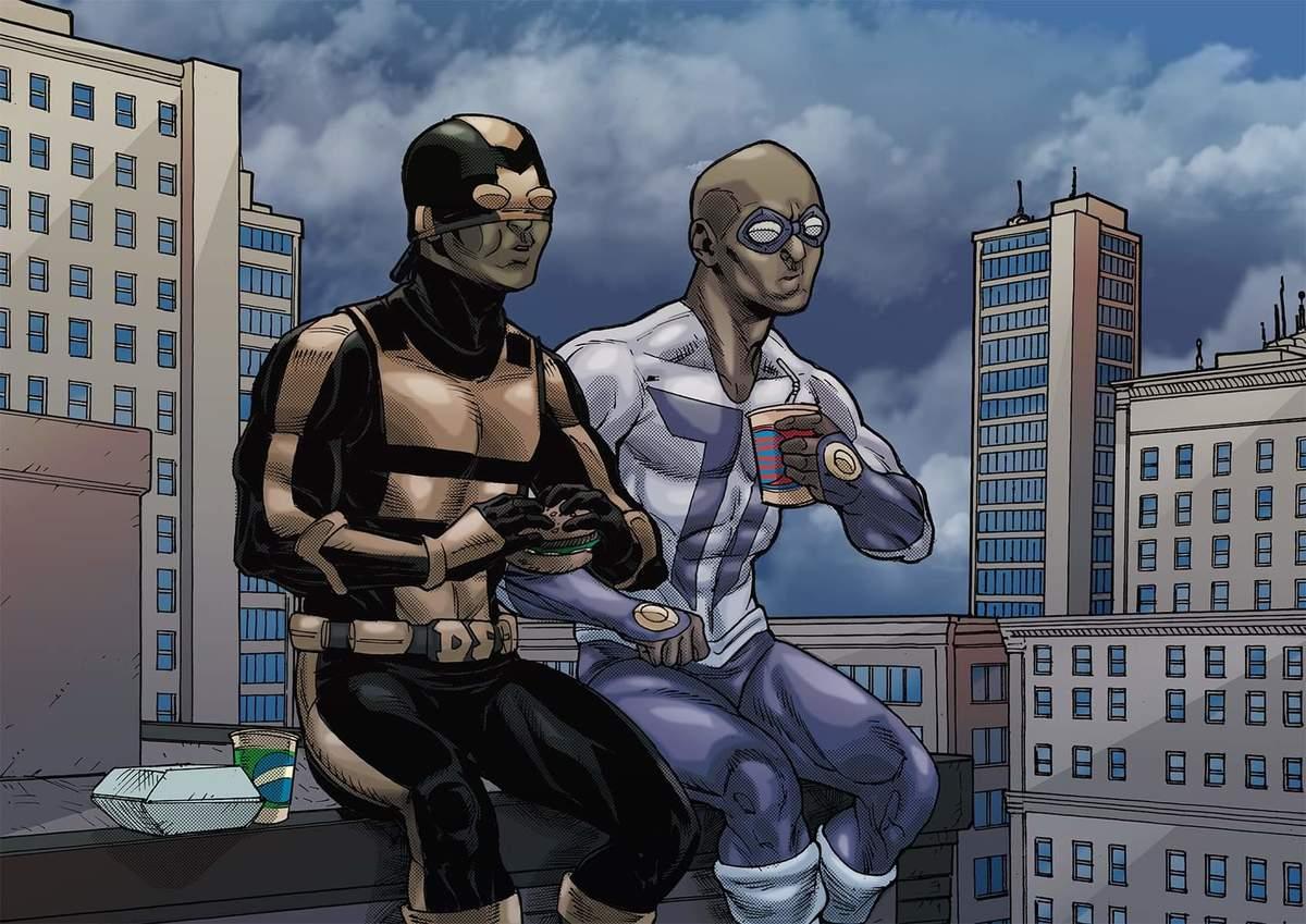 Lawful Evil: The Pact Ft: Titan the Ultraman (Advent Comics)