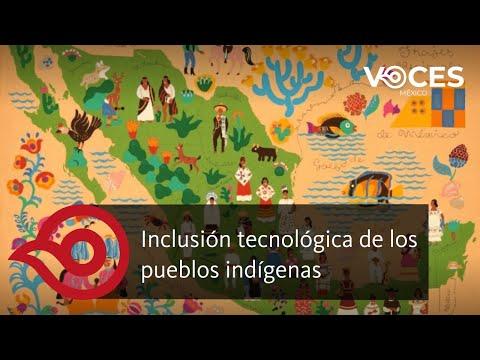 Inclusión tecnológica de los pueblos indígenas por Marina San Martín