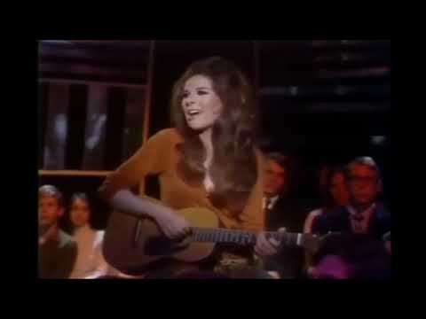 "Bobbie GENTRY - ""Ode to Billie Joe""  -  (créatrice de ce titre) - Live  1967"