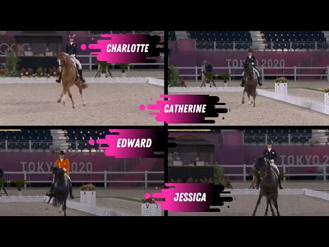 Who Did It Better? Charlotte, Jessica, Edward & Catherine Go Head To Head In This Grand Prix Special