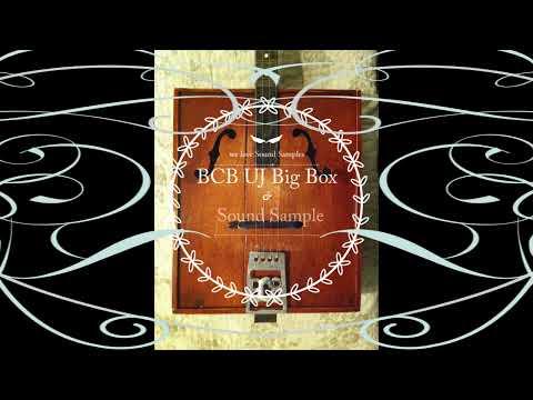BCB             UJ Big Box            sound Sample         2021