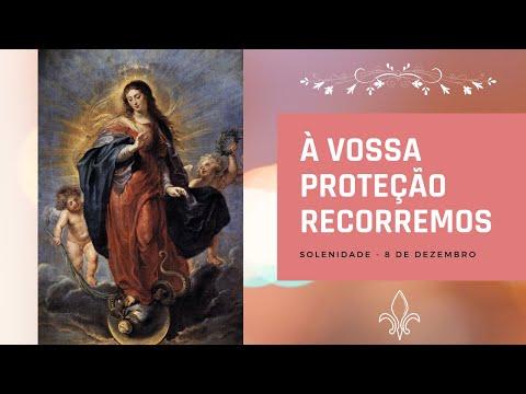À Vossa Proteção Recorremos, Santa Mãe de Deus (Sub tuum praesidium)