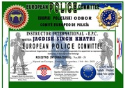 EUROPEON POLICE COMMITTE