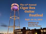 17th Annual Cigar Box Guitar Festival
