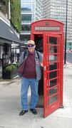 Me in London UK