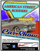 American Street Rodders 2021 Annual Car Show Hoschton GA