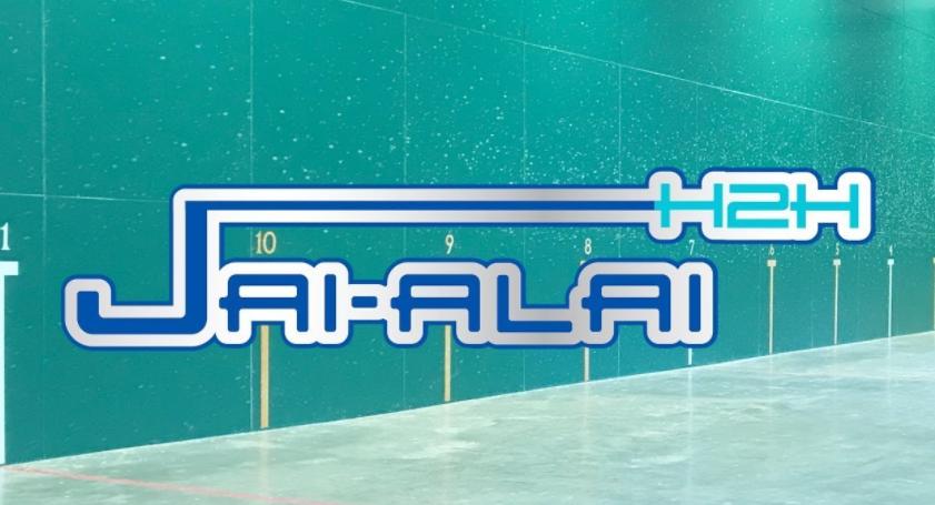 Jai-Alai H2H - Doubles H2H - Sat. Aug 14, 2021