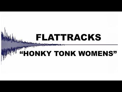 "FLATTRACKS: ""Honky Tonk Women"" - RopeWalkerCountryStar"