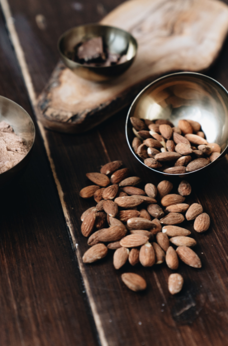 Effect of Almond Consumption on Metabolic Risk Factors—Glucose Metabolism, Hyperinsulinemia, Selected Markers of Inflammation: A Randomized Controlled Trial in Adolescents and Young Adults