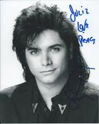 I paid $80.00 to have John Stamos sign this photo. Aug. 15, 202