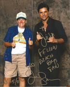 I paid $100.00 for this photo-op with John Stamos at MegaCon Or