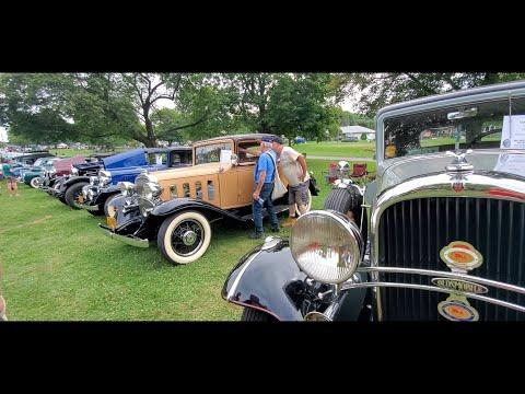 Pre War Cars Video 2 ( At the 2021 Das Awkscht Fescht )